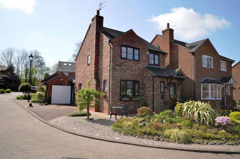 3 Bedrooms Detached House for sale in Churchwood View, Lymm