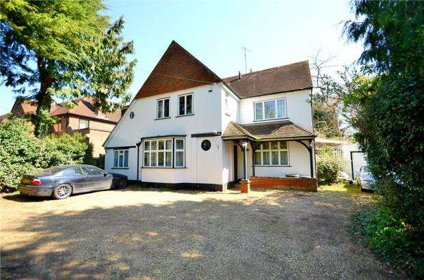 5 Bedrooms Detached House for sale in Lent Rise Road, Burnham, Slough