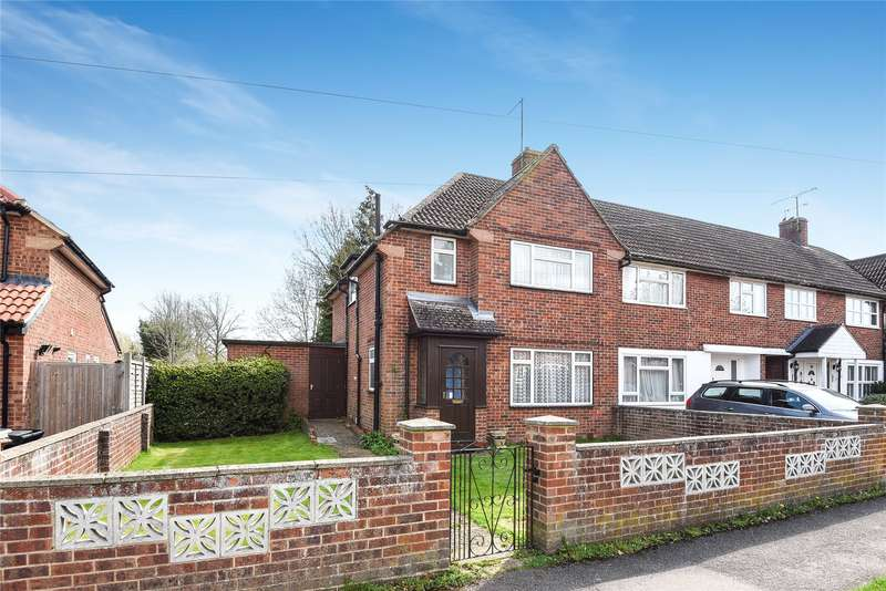 2 Bedrooms End Of Terrace House for sale in Tangley Drive, Wokingham, Berkshire, RG41