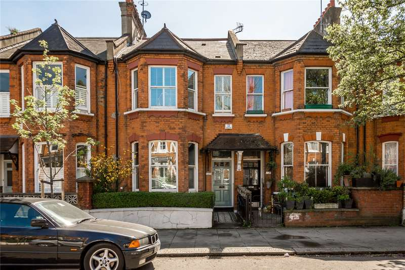 4 Bedrooms Terraced House for sale in Oxford Gardens, London, W10