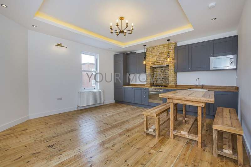 2 Bedrooms Flat for sale in Higham Hill Road, Walthamstow, London, E17