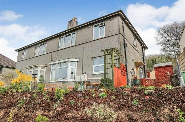 1 Bedroom Flat for sale in Hawkinge Gardens, Plymouth, Devon