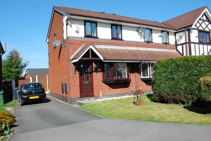 2 Bedrooms Terraced House for sale in Taunton Lawns, Ashton-Under-Lyne, OL7