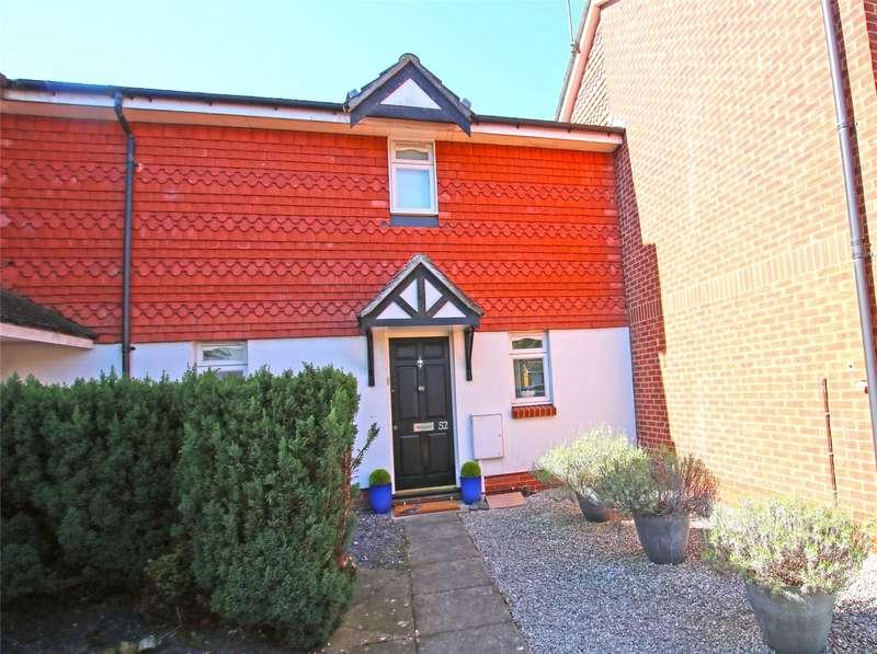2 Bedrooms Terraced House for sale in Eyston Drive, Weybridge, Surrey, KT13