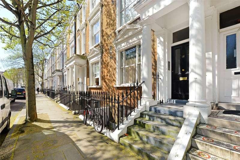 2 Bedrooms Flat for sale in Kempsford Gardens, Earls Court, London, SW5