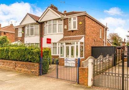 3 Bedrooms Semi Detached House for sale in Hurstville Road, Chorlton, Manchester, Greater Manchester