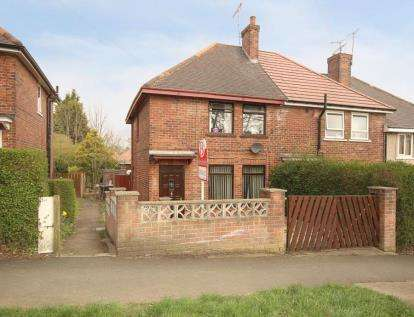 3 Bedrooms End Of Terrace House for sale in Southey Avenue, Sheffield