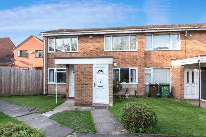 2 Bedrooms Maisonette Flat for sale in Nethercote Gardens, Shirley, West Midlands, .