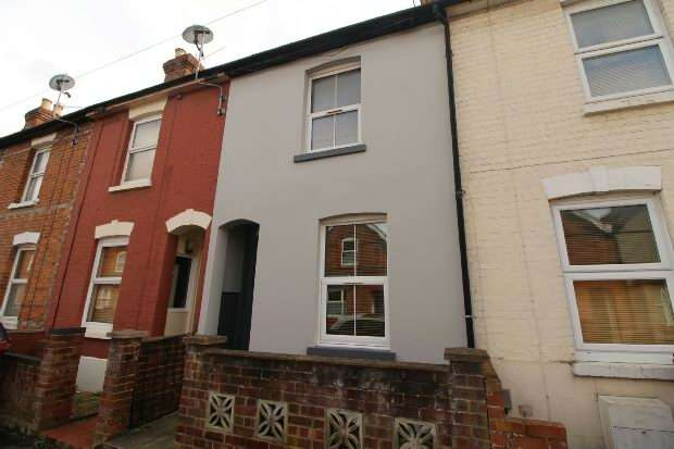 2 Bedrooms Terraced House for sale in Edgehill Street, Reading