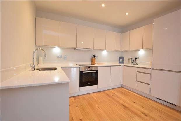 2 Bedrooms Flat for sale in Bridge Quay, 138-141 Redcliff Street, Bristol, BS1 6QP