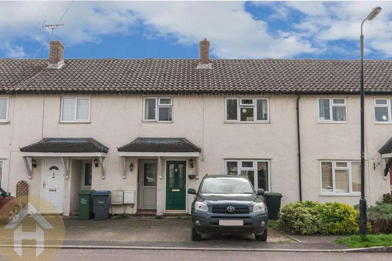 3 Bedrooms Terraced House for sale in Britannia Crescent, Lyneham, Chippenham