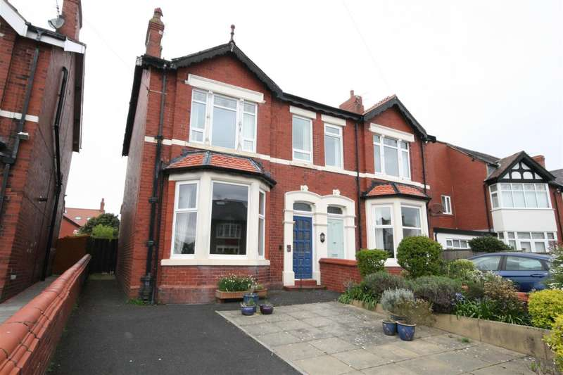 4 Bedrooms Semi Detached House for sale in Cartmell Road, Lytham St. Annes