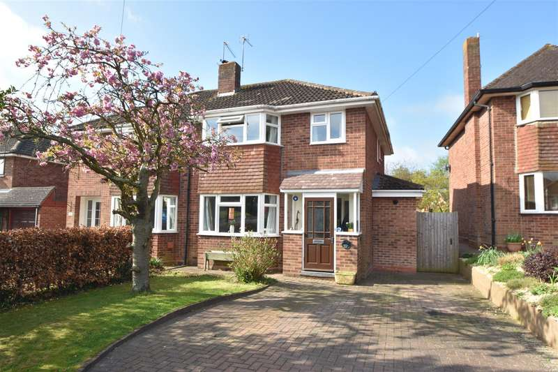 3 Bedrooms Semi Detached House for sale in Witton Avenue, Droitwich