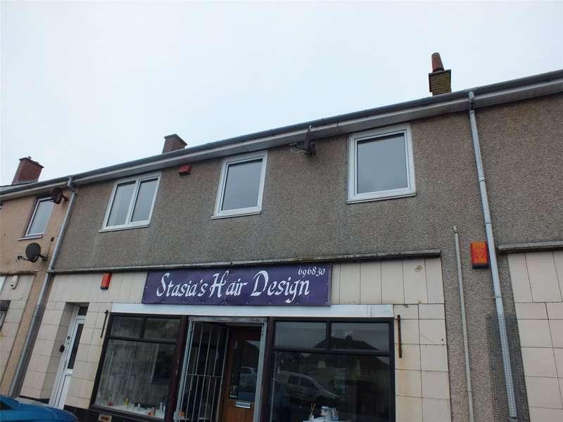 3 Bedrooms Flat for sale in Gelliswick Road, Hakin, Milford Haven
