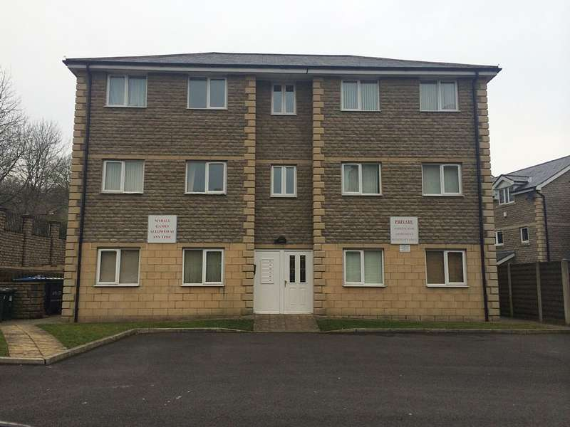 2 Bedrooms Apartment Flat for sale in Acre Park, Bacup, Lancashire, OL13 0HU