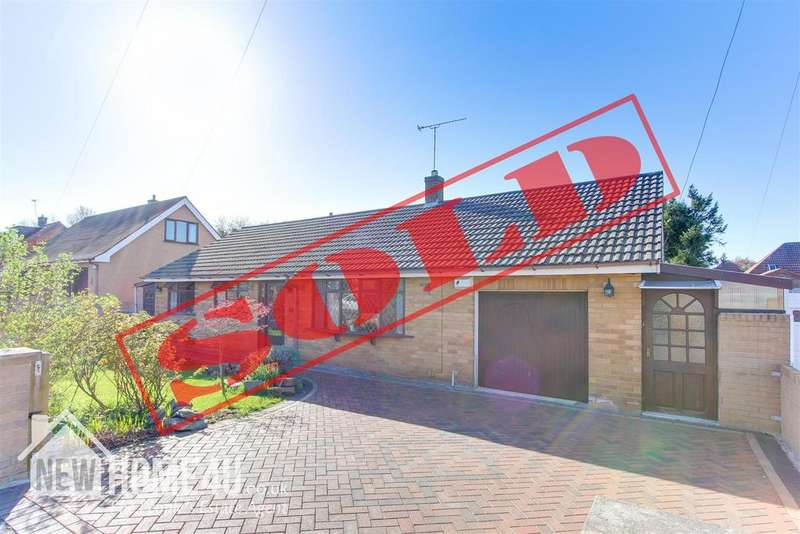 4 Bedrooms Detached Bungalow for sale in Brookdale Avenue, Connah's Quay, Deeside