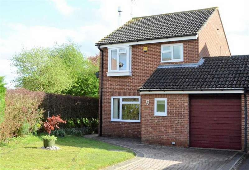 3 Bedrooms Link Detached House for sale in West Field, Highnam, Gloucestershire