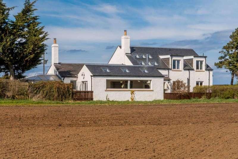 5 Bedrooms Detached House for sale in Station House, Dirleton, North Berwick, East Lothian, EH39 5LR