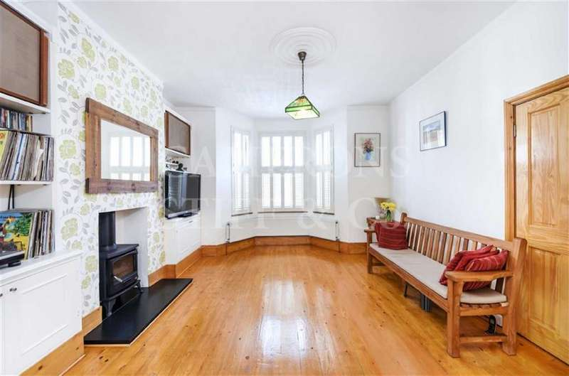 3 Bedrooms Terraced House for sale in Brownlow Road, Harlesden, London, NW10