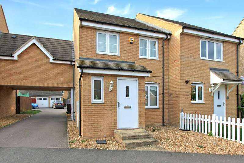 4 Bedrooms Terraced House for sale in Stevensons Road, Longstanton
