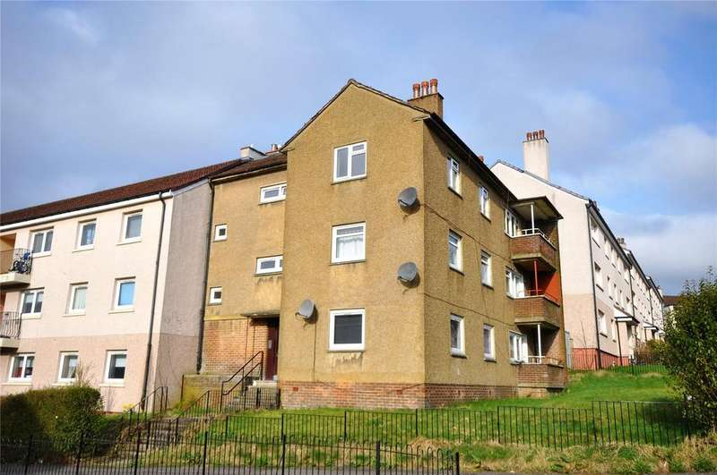 3 Bedrooms Flat for sale in Flat 2/1, 9 Dipple Place, Drumchapel, Glasgow, G15