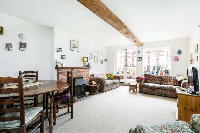 4 Bedrooms Terraced House for sale in Church Street, Market Lavington, Devizes, Wiltshire