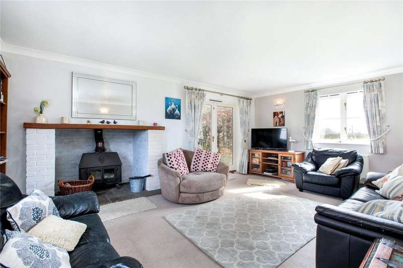 4 Bedrooms Detached House for sale in Broad Street, Beechingstoke, Pewsey, Wiltshire