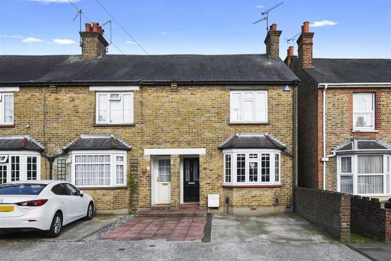 3 Bedrooms End Of Terrace House for sale in Henry Road, Chelmsford