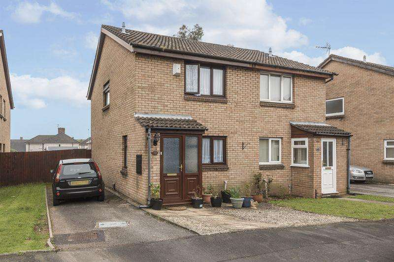 2 Bedrooms Semi Detached House for sale in Collingwood Avenue, Newport