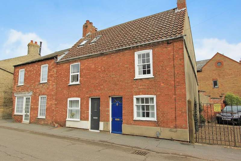 2 Bedrooms End Of Terrace House for sale in High Street, Swavesey