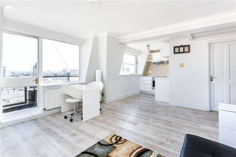 1 Bedroom Flat for sale in Newton Street, London, WC2B