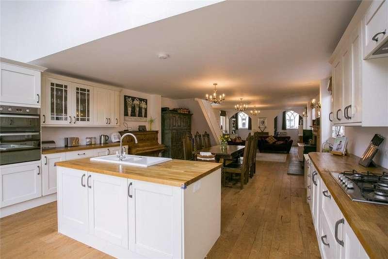 3 Bedrooms Detached House for sale in Greatness Road, Sevenoaks, Kent