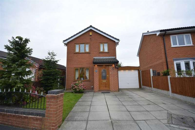 2 Bedrooms Detached House for sale in Broomholme, Shevington, Wigan, WN6