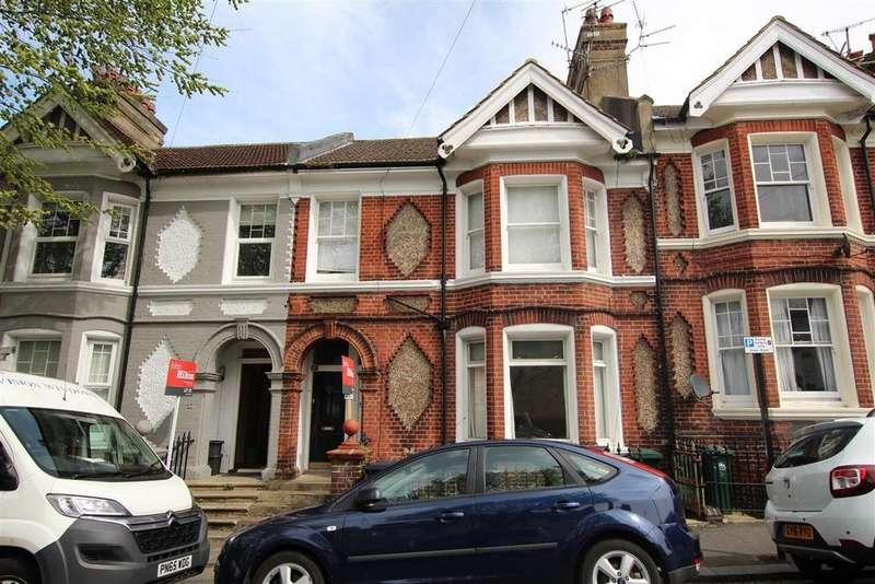 3 Bedrooms Maisonette Flat for sale in Hartington Road, Brighton