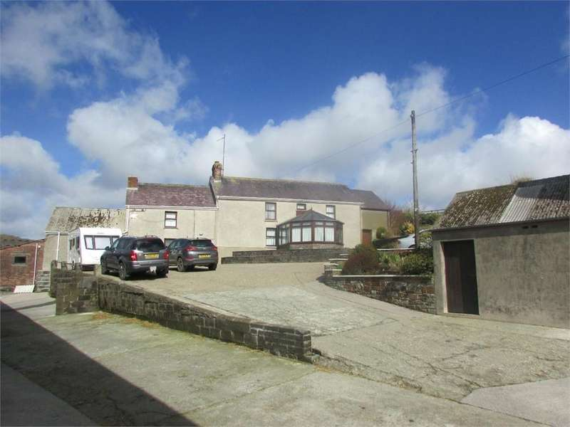 3 Bedrooms Farm Commercial for sale in Esgerddeugoed, Cwmfelin Mynach, Whitland, Carmarthenshire