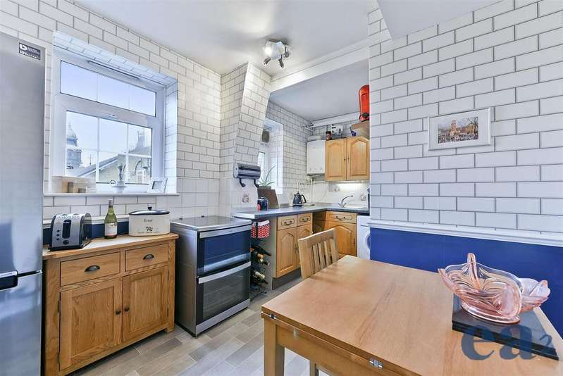 2 Bedrooms Duplex Flat for sale in Willoughby House, Wapping