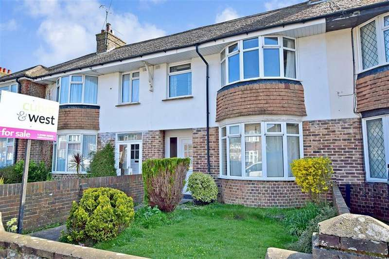 3 Bedrooms Terraced House for sale in Shandon Road, Worthing, West Sussex