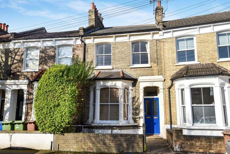 1 Bedroom Flat for sale in Nutcroft Road Peckham SE15