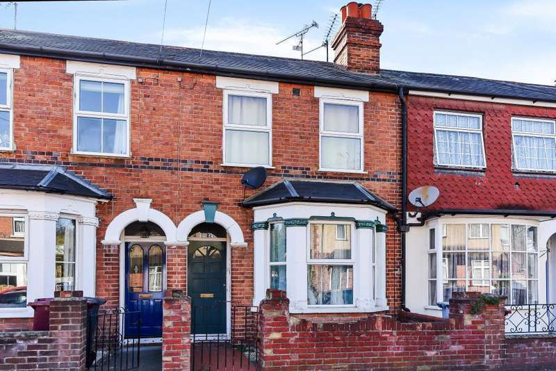 3 Bedrooms House for sale in Patrick Road, Caversham, RG4