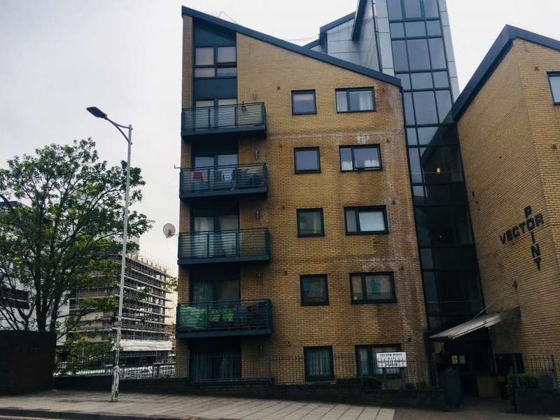 2 Bedrooms Flat for sale in Hainault Street, IG1