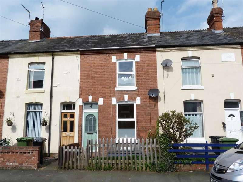 3 Bedrooms House for sale in Stanhope Street, Whitecross, Hereford, HR4