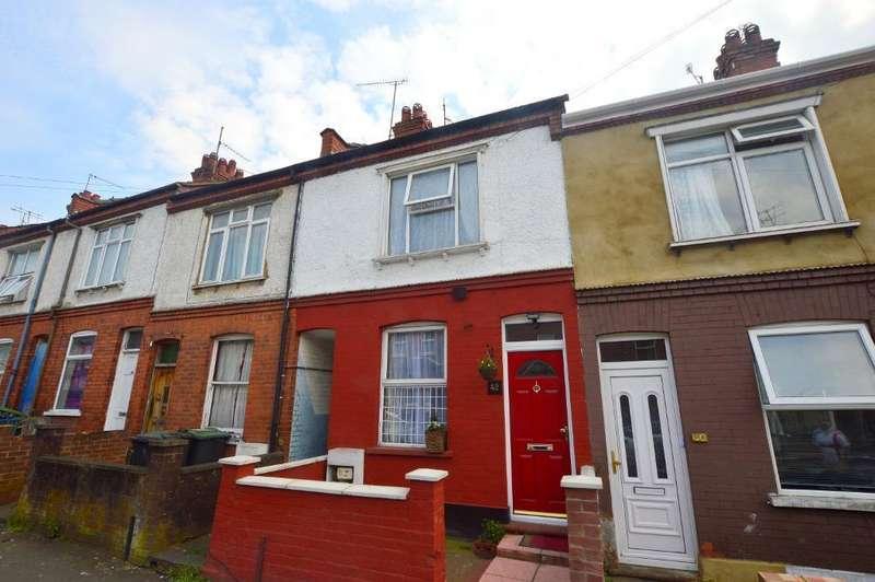 2 Bedrooms Terraced House for sale in Dane Road, Luton, LU3 1JP