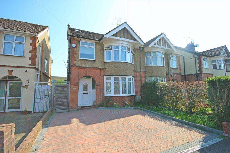 4 Bedrooms Semi Detached House for sale in Park Street, Luton