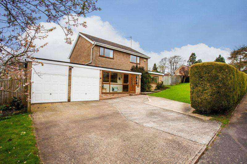 4 Bedrooms Detached House for sale in Westminster Croft, Brackley