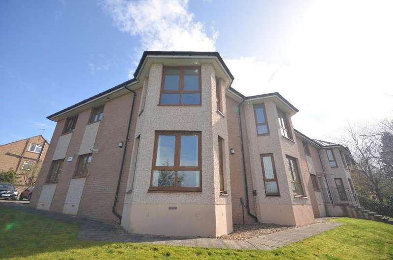 2 Bedrooms Flat for sale in Bemersyde Avenue , Flat 1/2 , Mansewood, Glasgow, G43 1DA