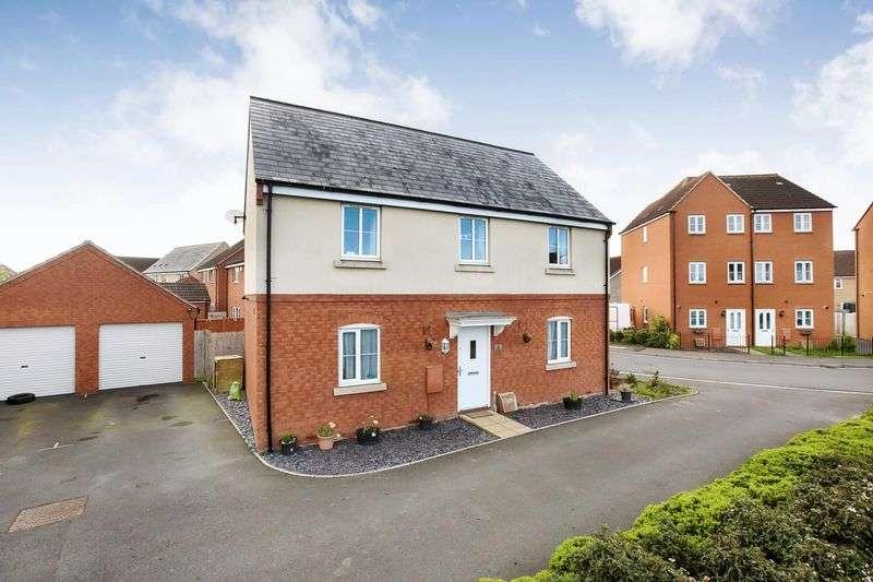 4 Bedrooms Property for sale in Tori Green, Stockmoor, Bridgwater