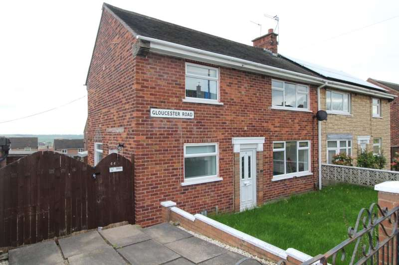 3 Bedrooms Semi Detached House for sale in Gloucester Road, Rotherham, S61