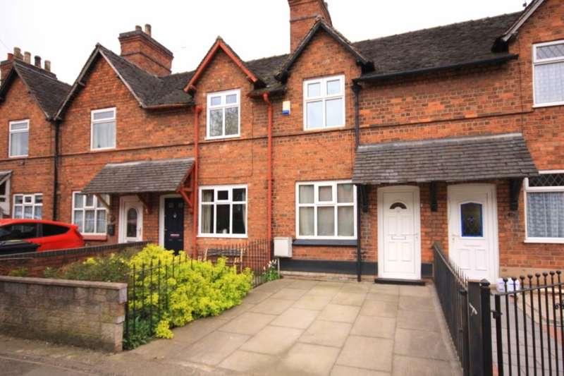 2 Bedrooms Terraced House for sale in Millstone Lane, Nantwich, CW5