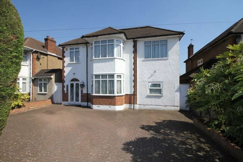 5 Bedrooms Detached House for sale in Broadfields Avenue, Edgware