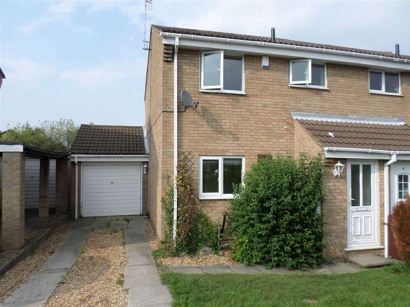 3 Bedrooms Semi Detached House for rent in Swindon Close, Giltbrook, Nottingham